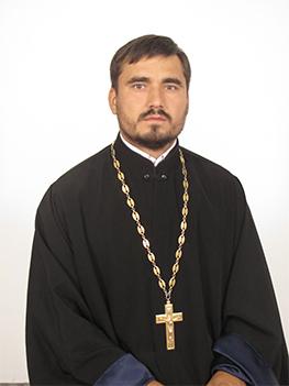 Протоієрей Володимир Молявчик