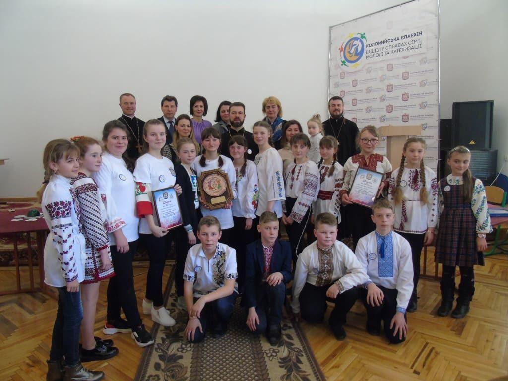 Третя інтелектуальна вікторина «Об'єднані Богом» серед команд катехитичних шкіл Коломийської Єпархії
